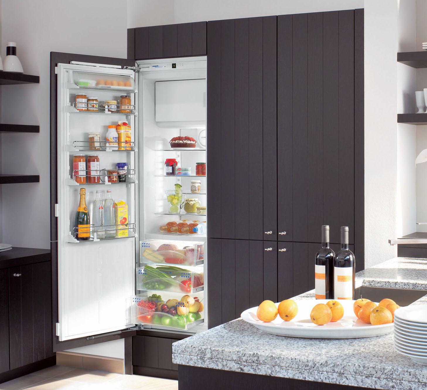 einbauk hlschrank liebherr konyhai eszk z k. Black Bedroom Furniture Sets. Home Design Ideas