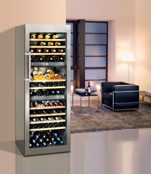 liebherr erh lt red dot designpreise f r weinklimaschrank und mobilb news aus der. Black Bedroom Furniture Sets. Home Design Ideas