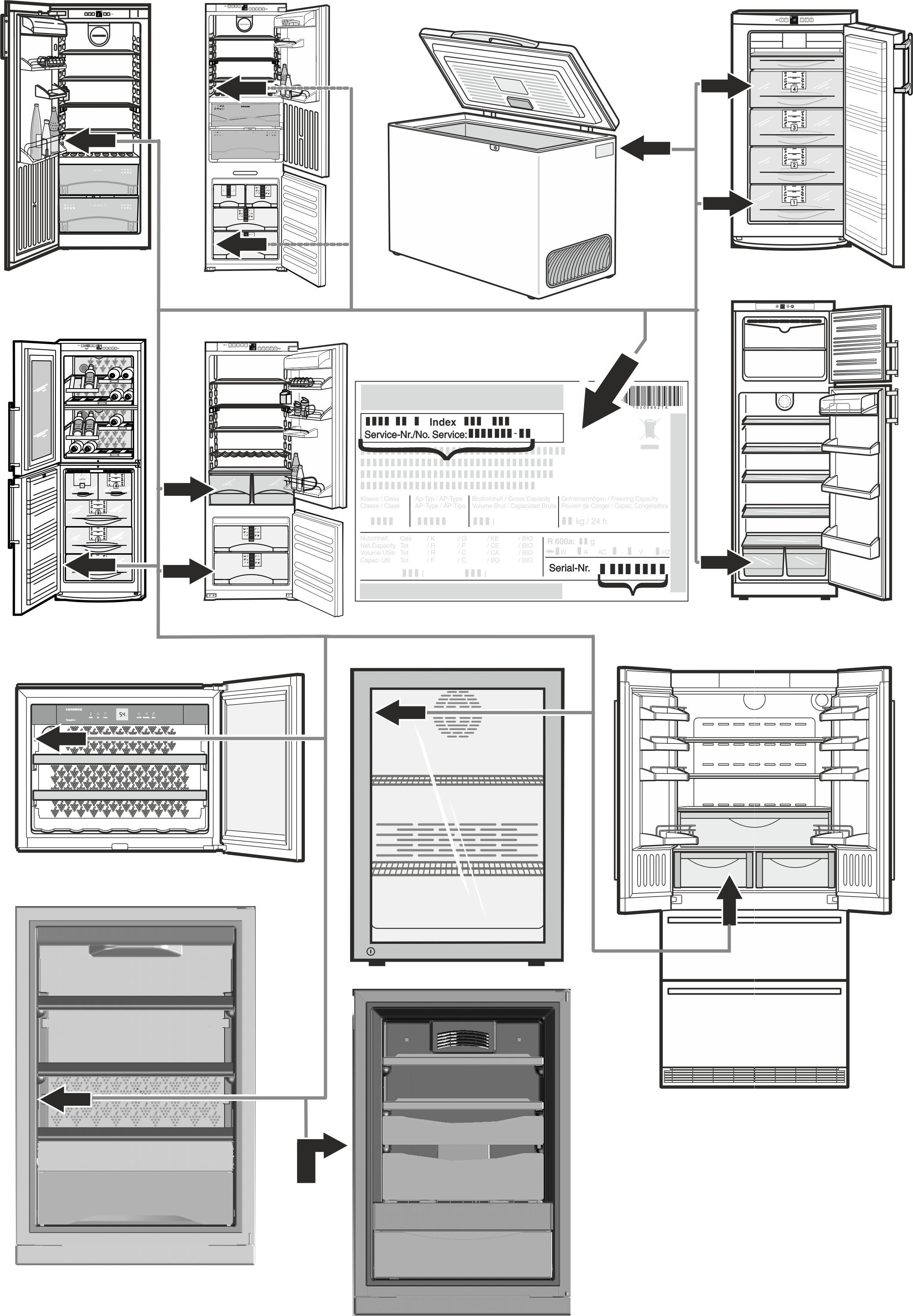 Alter Liebherr Kühlschrank Bedienungsanleitung - Dion Debra Blog