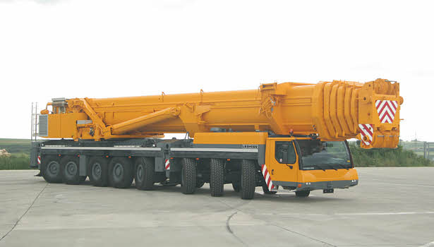 Liebherr-Mobilkran LTM 1500-8.1 Metric