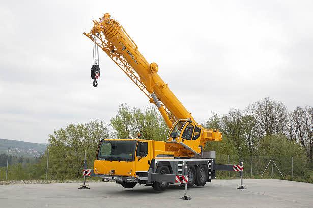Liebherr-Mobilkran LTM 1060-3.1 Metric