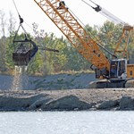 Application dragline