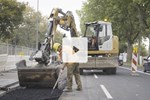 Liebherr - The hydraulic excavators from the Liebherr Compact series