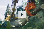 Liebherr - LH 22 M Industry - Tree Care and the Wood Industry
