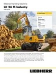 Flyer LH 26 M Industry for Timber Handling
