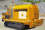 Video crawler concrete pumps