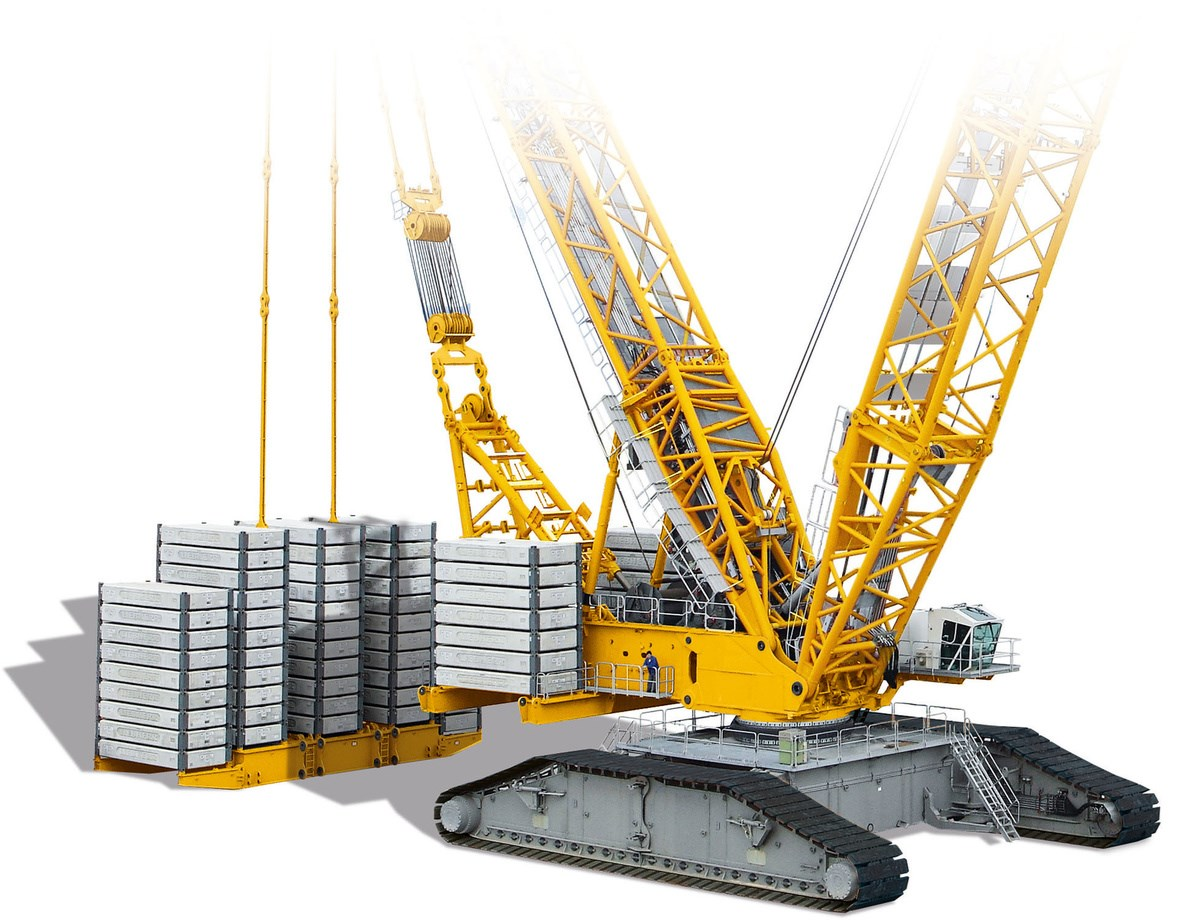 Lr 13000 crawler crane liebherr for The crain