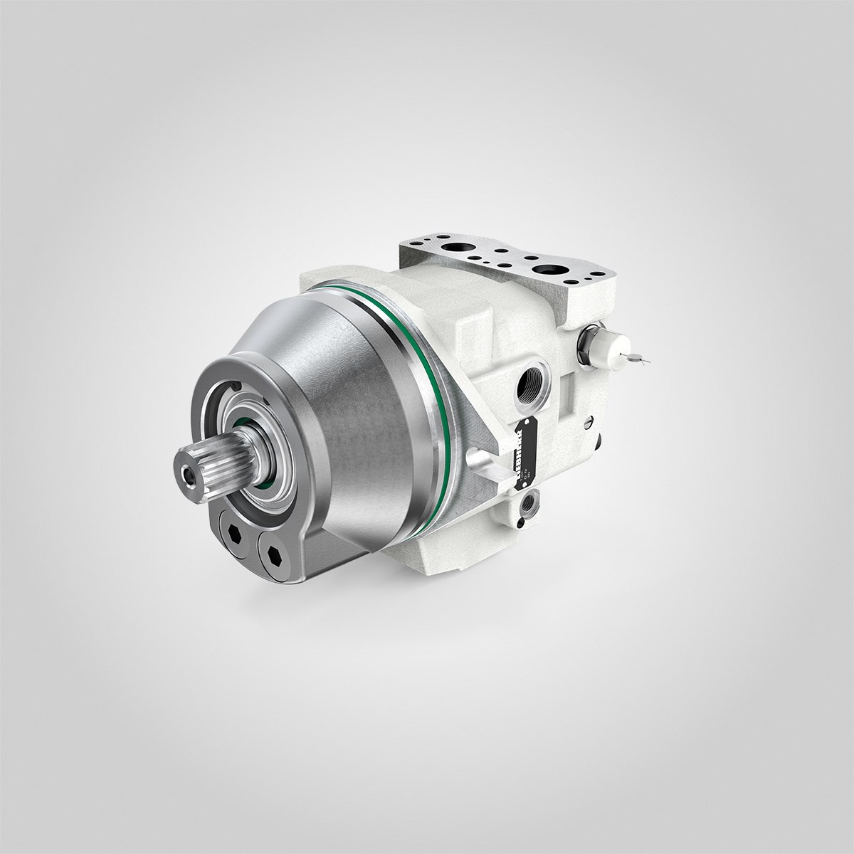 Variable displacement motor fmv axial piston motor liebherr for S and s motors