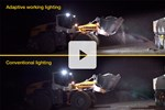 Video Adaptive Working Lighting and Liebherr Remote Key