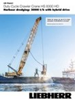 Job Report HS 8300 HD Dredging