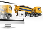 Video Truck Mixer Configurator