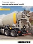 Brochure truck mixer options HTM 05