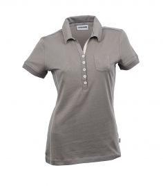 Ladies' poloshirt.
