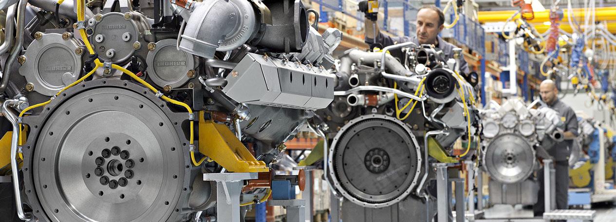 diesel engines liebherr