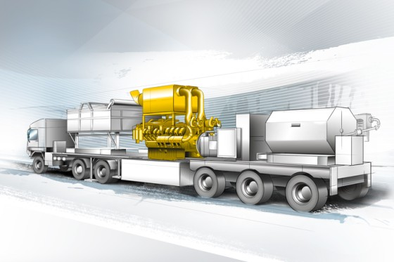 Components for special vehicles - Liebherr