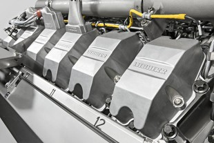 Liebherr Diesel Engine D A Cylinder Heads Img