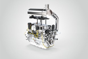 D946 A7 diesel engine from Liebherr for emissions stage IV