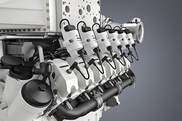 Gas engines - Liebherr