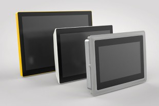 Existing display solutions minimise the development costs.