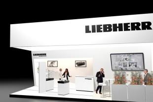 Trade fairs & events - Liebherr
