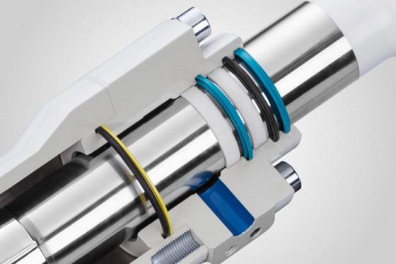 Gemeinsame Hydraulikzylinder-Serienbaureihe 380 bar - Liebherr &TH_13