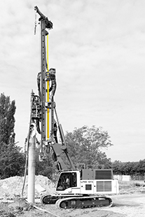 Length measuring system in drilling rig