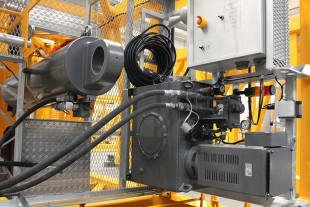 Flexible configuration: Liebherr hydraulic power unit