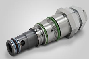 Hydraulic valves - Liebherr