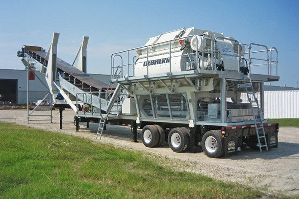 MTS 4.5 mobile mixer system