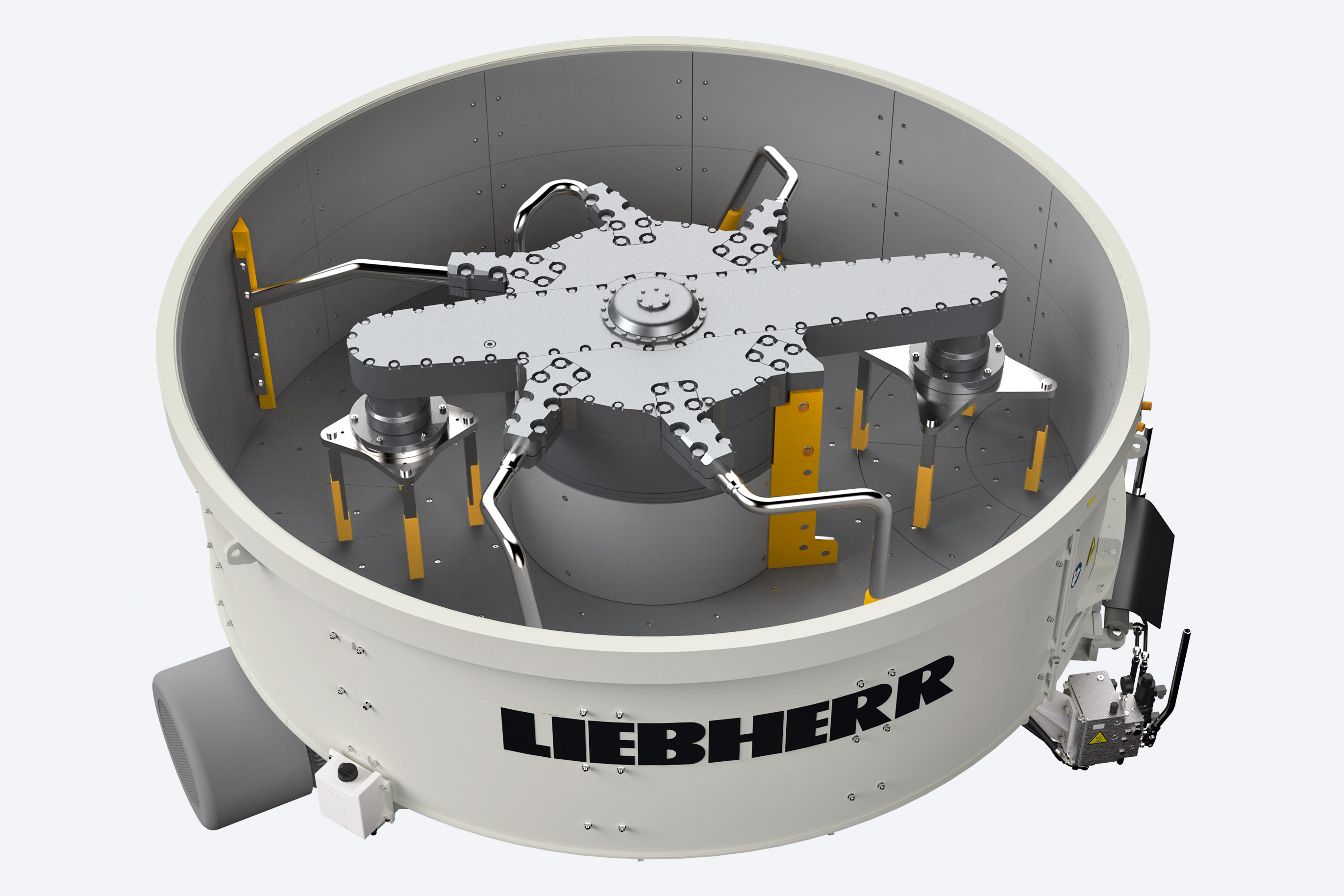 Mixing systems - Liebherr