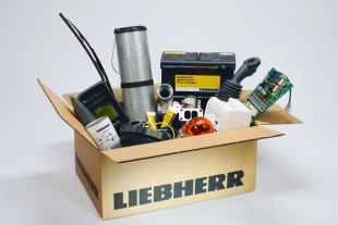 Liebherr original parts are adapted precisely to your machine.