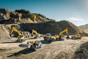 Products of the Earthmoving division