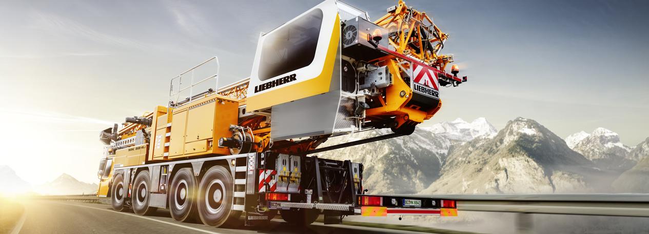 Tower Cranes - Liebherr