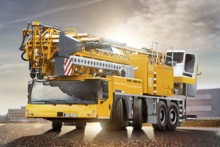 Construction machines - Liebherr