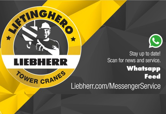 Liftinghero - Liebherr