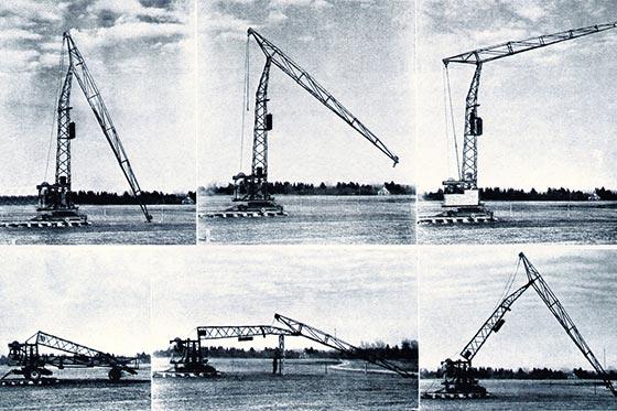 1949-1960 - Liebherr