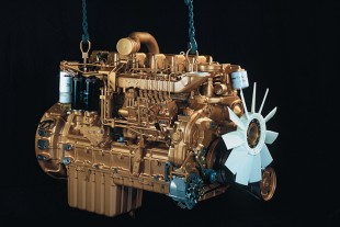 The D926 is one of the first in-house developed diesel engines from Liebherr.