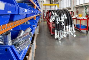 Liebherr-Australia has a dedicated manufacturing department.