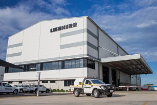 Office of Liebherr-Australia Pty. Ltd. in Mackay