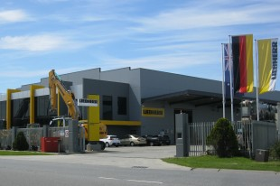 Office of Liebherr-Australia Pty. Ltd. in Melbourne