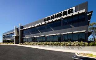 Office of Liebherr-Australia Pty. Ltd. in Mount Thorley