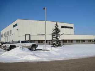 Office of Liebherr-Canada Ltd. in Acheson
