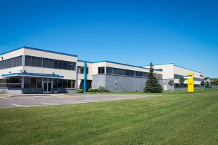 Office of Liebherr-Canada Ltd. in Laval