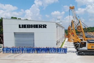 Liebherr (HKG) Ltd. in Hongkong