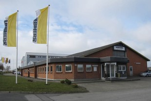 Office of Liebherr-Danmark ApS in Horsens