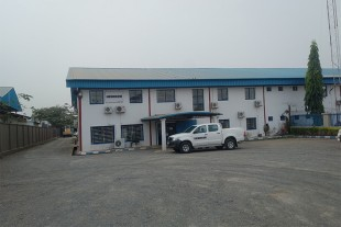 The head office of Liebherr-Nigeria Ltd. in Abuja