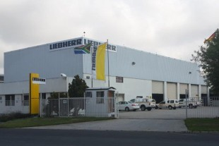 Liebherr-Africa (Pty) Ltd Cape Town branch