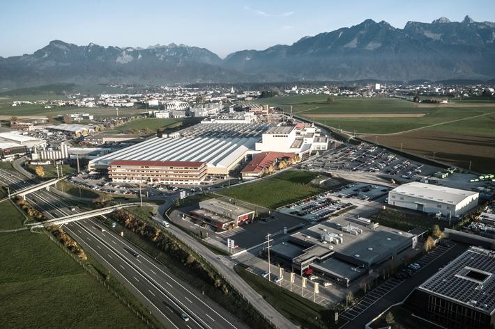 Liebherr in der Schweiz - Liebherr
