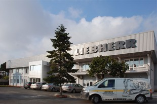 Company building of Liebherr Makine Ticaret Servis Limited Şirketi in Istanbul