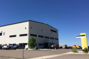Liebherr USA, Co. – Elko location